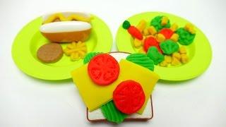 Video Play-Doh Sandwich & Kitchen Toy Sets MP3, 3GP, MP4, WEBM, AVI, FLV Mei 2017