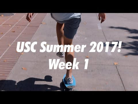 Going to USC!! First Vlog