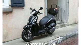 7. 2009 KYMCO People S 200  motorbike Specification Engine Dealers Top Speed Info Transmission