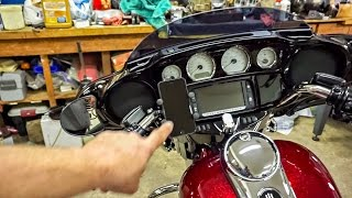 9. 2017 Street Glide Mods!! - Harley Buying Experience! | TheSmoaks Vlog_291