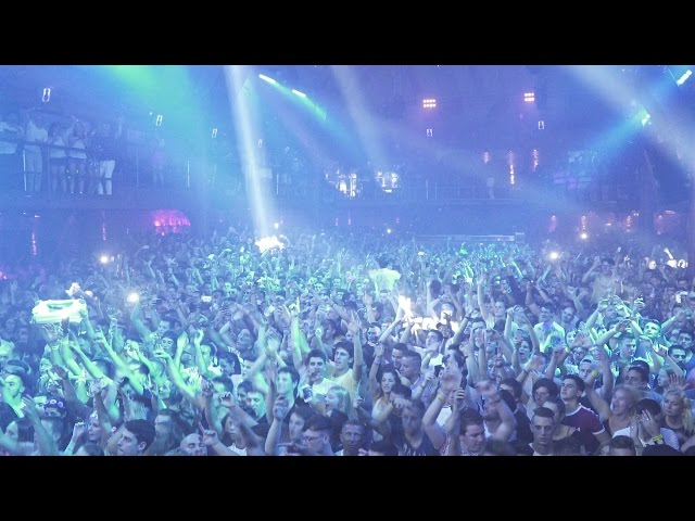 >Dimitri Vegas & Like Mike, House of Madness @ Amnesia Ibiza 2016