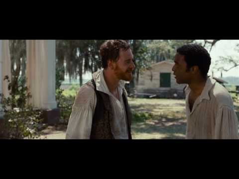 12 Years a Slave Clip 'What'd You Say to Pats?'