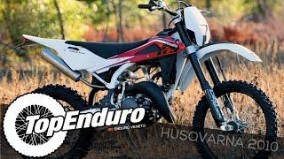 8. Husqvarna cross enduro modelrange MY 2010 - WR CR TE 125 250 300 450