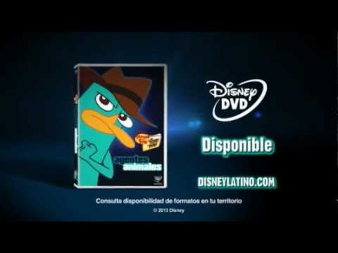 Phineas y Ferb - Agentes Animales DVD