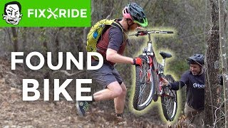 Video Found Bike gets repaired, ridden, and cashed in MP3, 3GP, MP4, WEBM, AVI, FLV Juli 2019