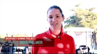 HEROES OPEN MONTEREY 2016 | BETH PALMER INTERVIEW