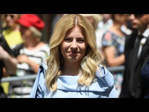 Slowakei: Neue Präsidentin Caputova in Bratislava vereidigt
