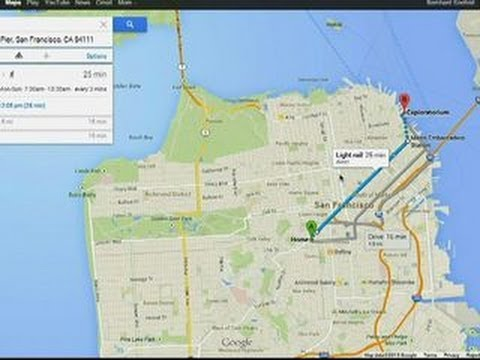 future - http://cnet.co/15QteXK Google unveils an entirely new map experience at Google I/O in San Francisco. The new mapping software is more interactive, photo-real...