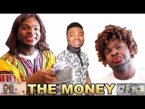 When Your African Mother's Friend Gives You Money