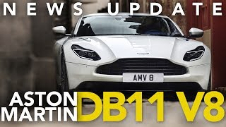 """Welcome to AutoGuide.com's weekly news roundup, where we take a look at the week's most interesting automotive news stories.Aston Martin drops a V8 into the DB11, Jaguar launches a wild, 600-hp XE SV Project 8, Ford spreads the line-lock feature to the rest of their Mustang lineup and Oscar Mayer adds a """"Wienerdrone"""" and """"Wienerrover"""" to their """"Wienerfleet"""".Subscribehttp://www.youtube.com/subscription_center?add_user=AutoGuideVideoYouTube - http://www.youtube.com/user/AutoguideVideoFacebook - http://facebook.com/AutoGuideTwitter - http://twitter.com/AutoGuideGoogle+ - http://goo.gl/LBxsPWeb - http://www.AutoGuide.comAutoGuide reviews the latest new cars with test drives, car comparisons and shootouts plus coverage of breaking auto industry news, auto shows, rumors and spy photos. Help shop for your new car with informative car buying tips and car recall news, and be entertained with feature stories, Top 10s and car review videos."""