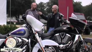 5. Victory Cross Country vs. Harley-Davidson Street Glide