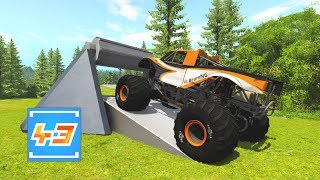 Welcome back to another episode of BeamNG Drive stress test! In this BeamNG Drive crashes video, I check out a cool custom mod! Want more BeamNG Drive?  If you want to become a Team 43 Member and be notified when I post a new video, MAKE SURE TO SUBSCRIBE!: https://goo.gl/M1F1GOMERCH.....https://represent.com/store/olli43Twitter......................►https://twitter.com/ollihullFacebook.................►http://facebook.com/olli43ytInstagram................►http://instagram.com/olli43ytWebsite....................►http://olli43.comSubreddit.................►http://reddit.com/r/olli43