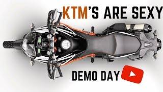 6. 2018 KTM 1290 1090  R Motorcycle