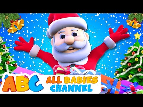 Christmas Songs For Kids By All Babies Channel | Nursery Rhymes For Kids and 3D Baby Songs