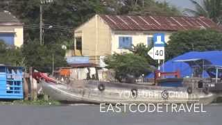 Cai Be (Tien Giang) Vietnam  city photo : Cai Be floating market boat trip Vietnam