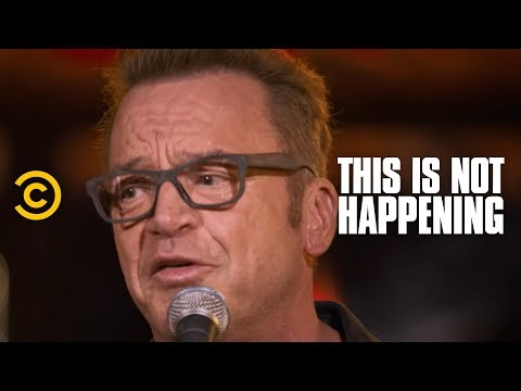 Tom Arnold - Working at McDonald's - This Is Not Happening - Uncensored - Extended (видео)