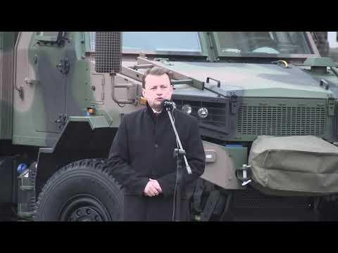 Minister Błaszczak o zmianie podporządkowania dowództw w Siłach Zbrojnych