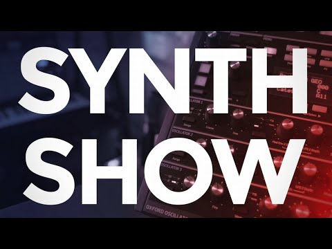GEOSynths Synth Show - Ep96 - With Dave Spiers - GForce Software