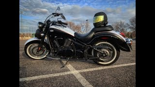 3. 2013 Kawasaki Vulcan 900 Review: Best starter Bike?