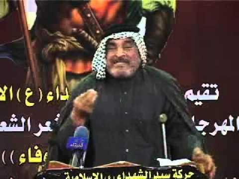 الشاعر سعد محمد البهادلي   طالب البديري: