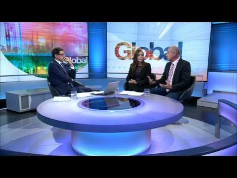 Paul West and Ann Fordham discuss international drugs policies