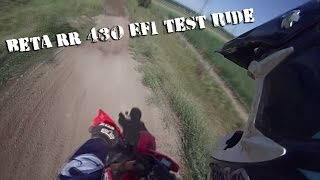 10. Beta RR 430efi Test ride