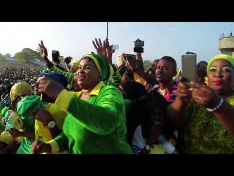 Diamond Platnumz Performing NANA song at Zanzibar