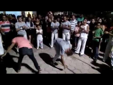Roda de capoeira em Caturama-BA