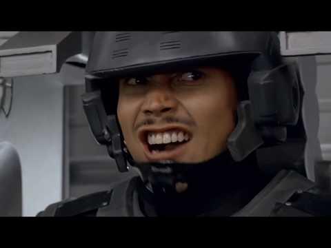 Starship Troopers Klendathu Drop HD Recut
