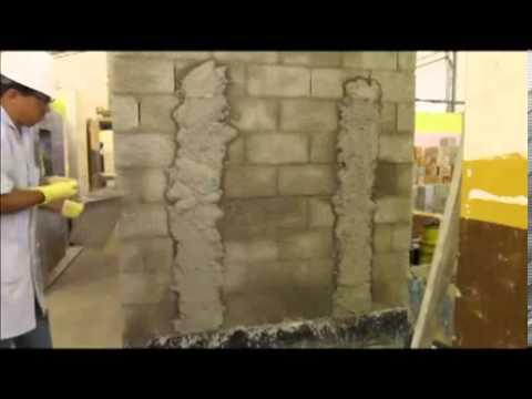 rebocar paredes -