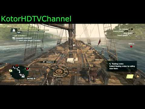Assassin's Creed IV: Black Flag 100% Pt.31 - Diving Bell and Meds