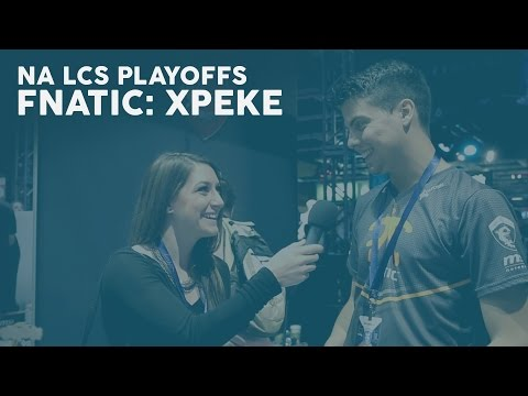 experience - Fnatic xPeke chats with Brittany Brown about his experience at PAX Prime 2014. xPeke offers a comparison with Europe's Gamescom and shares his feelings on making it to the 2014 Season World...