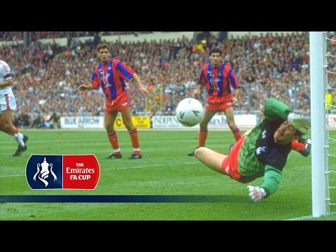 1990 FA Cup Final - Crystal Palace V Manchester United | From The Archive