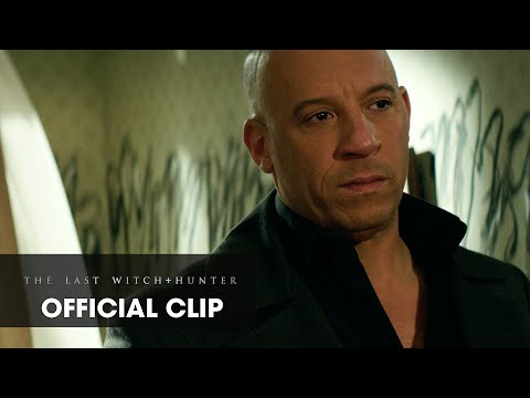 The Last Witch Hunter (Clip 'Trouble')