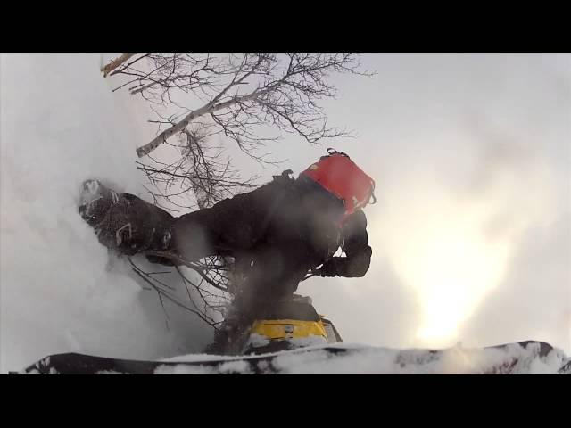 Горная школа SkiDooKing, Николай Богомолов (
