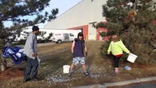 Langham ALS Ice Bucket Challenge