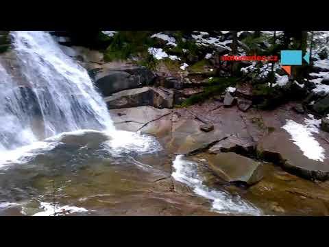 Mumlavský vodopád Harrachov