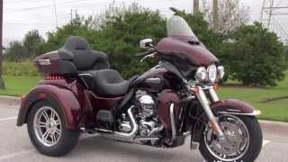 6. 2014 Harley Davidson Trike - New Tri Glide Motorcycles for sale