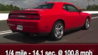 2009 Dodge Challenger R/T - 1st Full Test