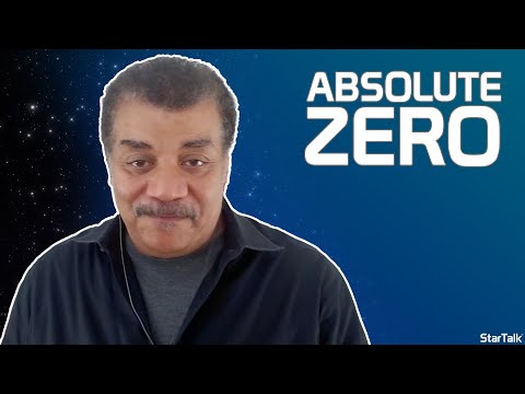 Neil deGrasse Tyson Explains Why You Can't Reach Absolute Zero
