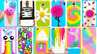 Video 15 DIY Phone Cases (Summer-inspired)   Easy & Cute Phone Projects MP3, 3GP, MP4, WEBM, AVI, FLV September 2019