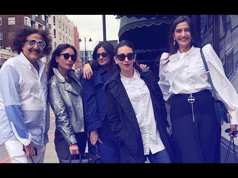 Video Sonam, Kareena & Karisma Kapoor's Lunch Date In London   SpotboyE download in MP3, 3GP, MP4, WEBM, AVI, FLV January 2017