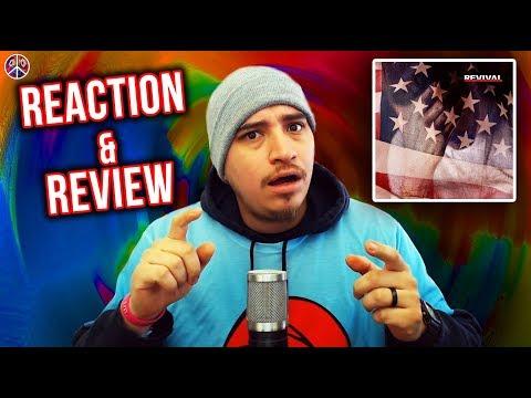 Eminem - REVIVAL (FULL ALBUM) (REACTION/REVIEW) (видео)
