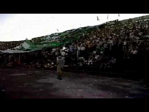 Hinchada de Ferro - La Banda 100% Caballito - Ferro Carril Oeste