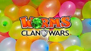 NUR WASSERBALLONS | Worms Clan Wars