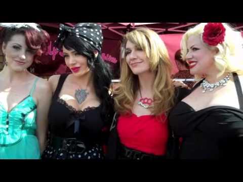 PinupTV – VLV13 – Pinup Girl Clothing Goes To Viva Las Vegas 2010