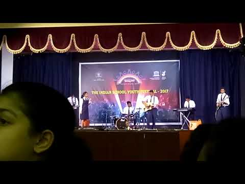 Video Indian School Bahrain Youth Festival 2017 Western Band Chest 5 Performance download in MP3, 3GP, MP4, WEBM, AVI, FLV January 2017