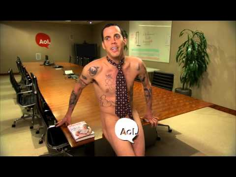 You've Got Steve-O on Being a Comedian