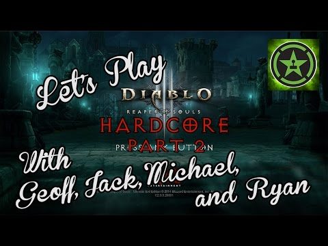 Let's Play - Diablo 3 Hardcore Part 2