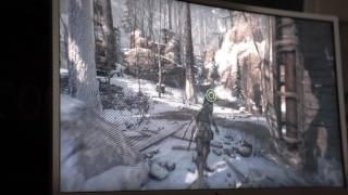 내용 : 큐닉스 QX2424 144Hz - 라이즈 오브 툼레이더 플레이정말 부드러운 화면을 제공하네요..144hz화면플레이입니다.